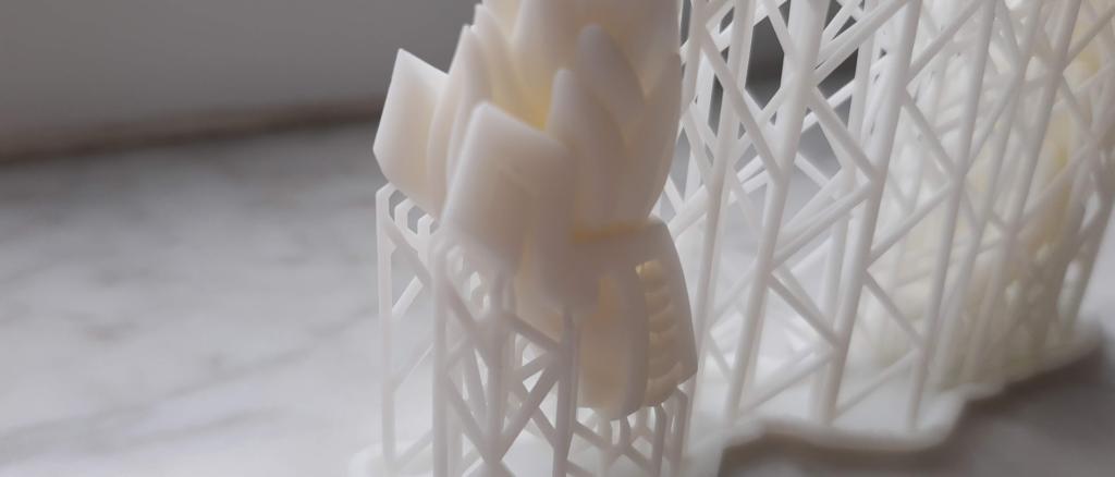 Draak Armband gemaakt op Bink Creations Formlabs Form 2
